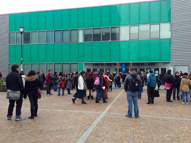 Università di Milano edificio