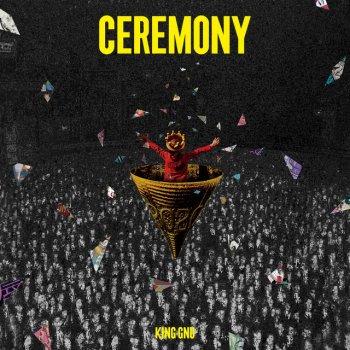 Album Ceremony del gruppo King Gnu